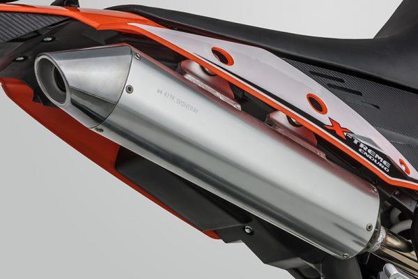 mondial 250 X-Treme enduro